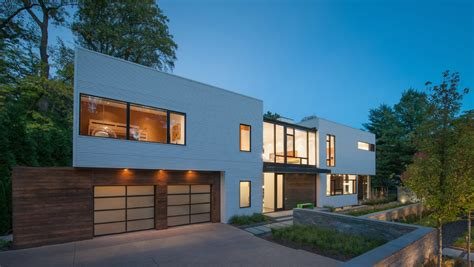 modern home design laurel md 13 energy efficient modules make up this prefab modern