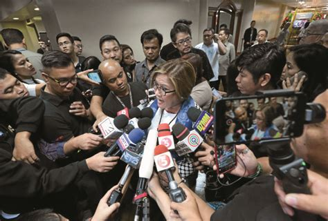 Lima Court Records 3 Judges To Handle Trafficking Cases Against De Lima