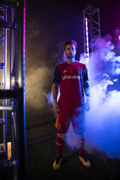 Silverstar Pauly The Imortal Shirt real salt lake 2018 19 home jersey revealed soccer365