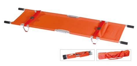Aluminium Scoop Stretcher 9 11 fold aluminium pole stretcher the paramedic shop