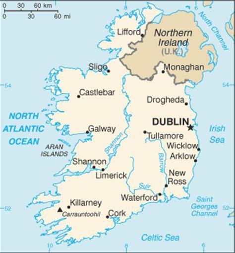Ireland On World Map by Geographyiq World Atlas Europe Map Of Ireland