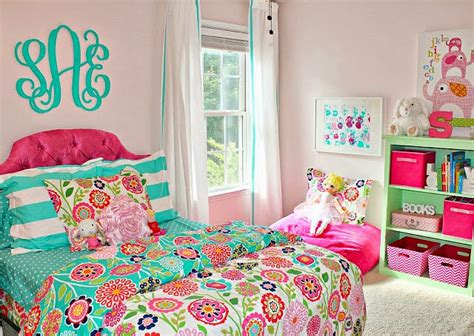 Pink And Turquoise Bedroom carolina on my mind turquoise and pink big bedroom