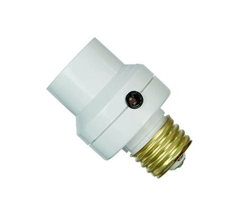 dusk to dawn lights amazon dusk to dawn light activated socket for ls and fixtures