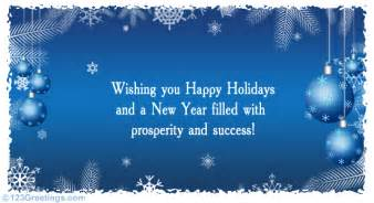 happy holidays messages business season s greetings business greetings cards free season s