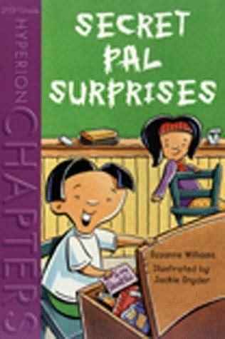 secret surprises secret pal surprises by suzanne williams