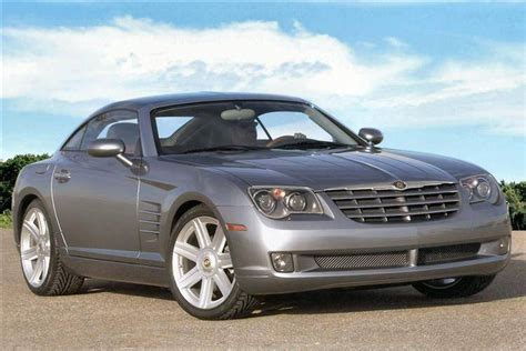 2003 chrysler crossfire chrysler crossfire 2003 2009 used car review review
