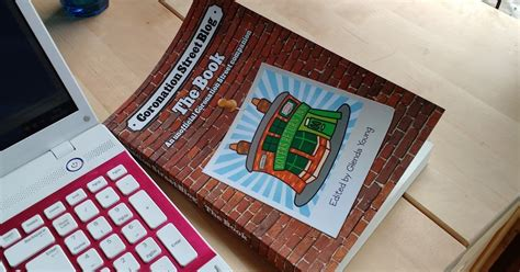 Win Books On Corrieblog by Coronation Creating Coronation