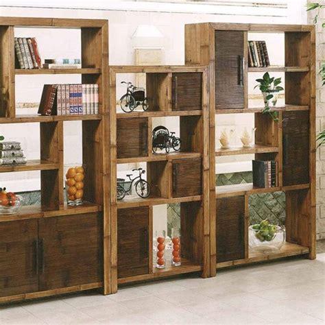 librerie como mobili etnici bamb 249 credenze librerie 242 complementi