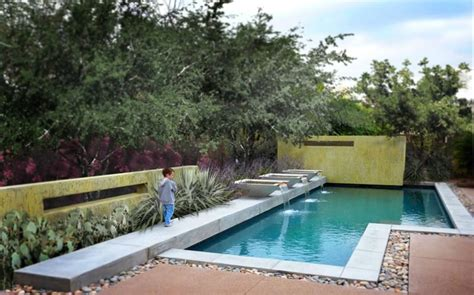 swimming pool landscape design swimming pool scottsdale az photo gallery