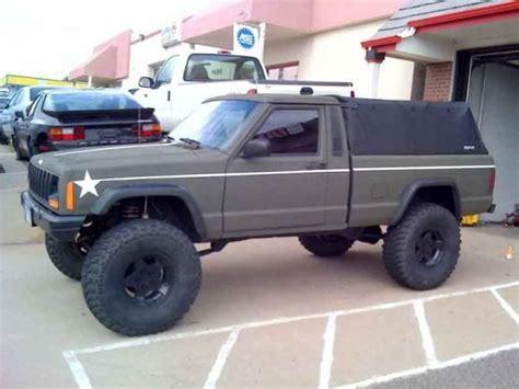 jeep comanche lifted jeep comanche lifted landon pinterest
