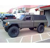 Jeep Comanche Lifted  Landon Pinterest