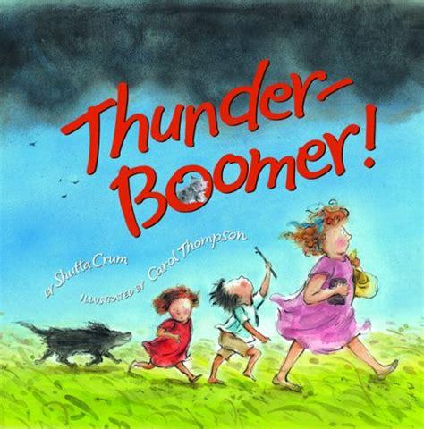 thunder books weather for inspired by thunder cake