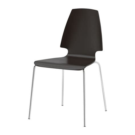 Ikea Clear Chairs by Vilmar Chair Ikea