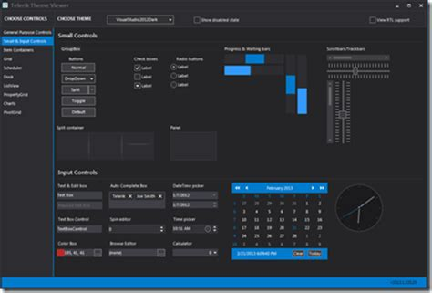 new themes for visual studio 2012 q1 2013 webinar follow up enhance your winforms lob