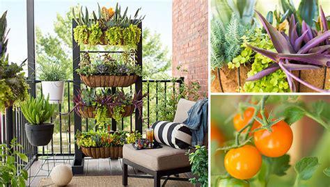 small space balcony garden