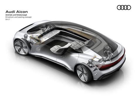 Audi Zukunft by Audi Aicon Concept Is Another Autonomous Ev This Time