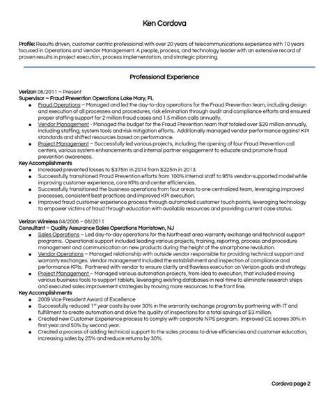 a model resume career portfolio to land a