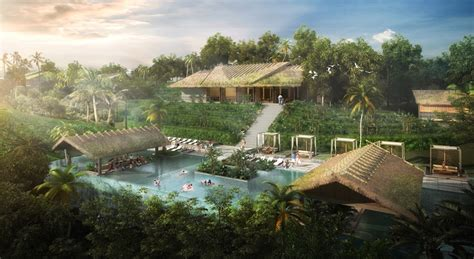 Eco Resorts chapman reveal plans for eco resort in designcurial