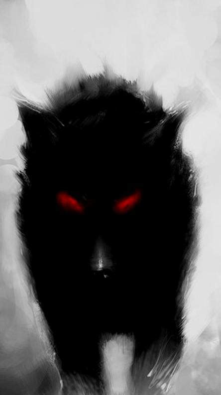 Black wolf Wallpapers - Free by ZEDGE™