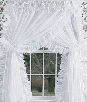 priscilla curtains for my sewing room sewing room