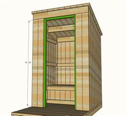 out house plans white outhouse plan for cabin diy projects