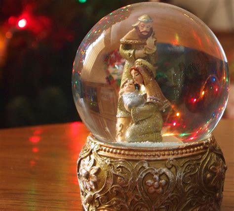 large snow globes christmas snow globe photograph by dan sproul