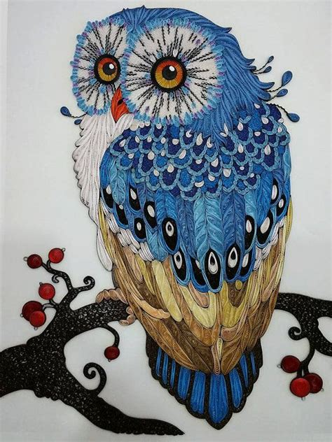 Handmade Artist - 574 best birds quilled images on quilling