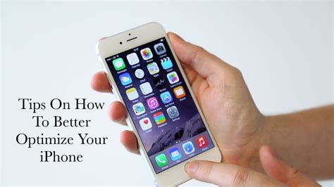 how to optimize photos on iphone the best way to optimize iphone for best performance