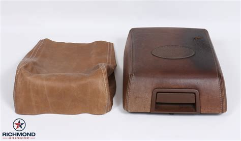ford f150 king ranch seat covers 2004 2008 ford f 150 king ranch center console lid cover