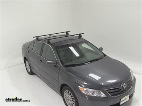Toyota Camry Roof Rack Yakima Roof Rack For 2010 Toyota Camry Etrailer