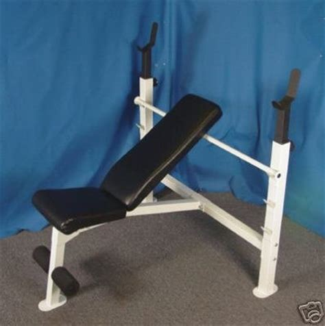 bench press 160 lbs olympic bench press w regular 160 lb black weight set