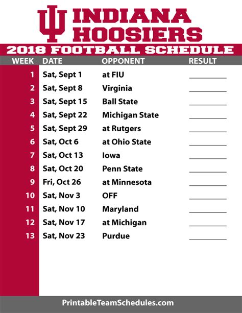 football calendar template rutgers football schedule 2015 printable calendar