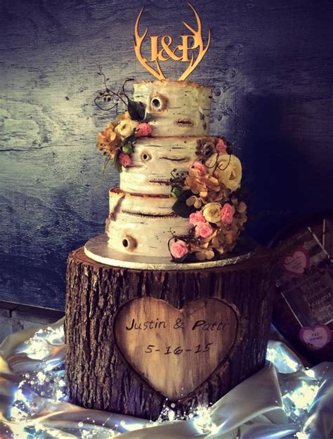 Country Wedding by Country Wedding Cake Cakecentral