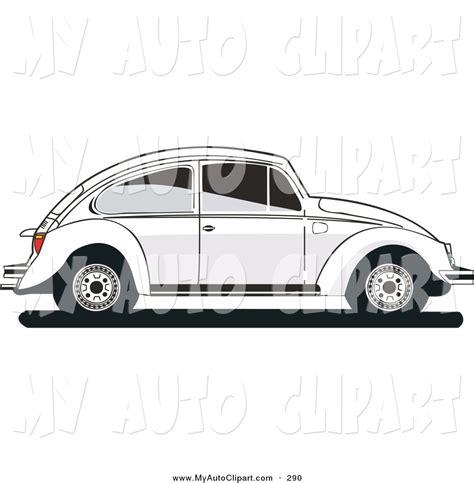 volkswagen car black vw bug clipart black and white www imgkid com the