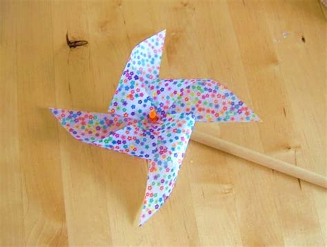 How To Make A Paper Windmill - make windmill crafts