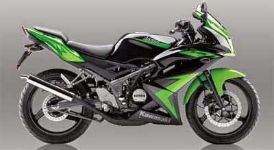 Kawasaki 150cc kawasaki 150cc 4 tak calon pengganti rr 2 tak