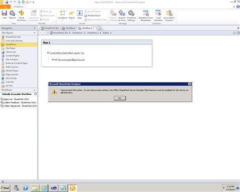sharepoint 2010 workflow actions sharepoint workflow 2010 bhism narayan