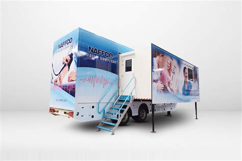 mobile hospital extendable mobile hospital naffco fzco