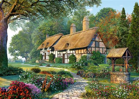 puzzle magical place castorland   pieces jigsaw