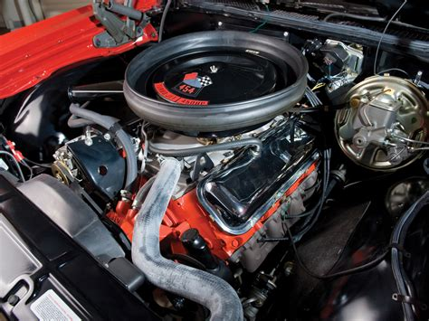 1970 Chevelle Ss Engines by 1970 Chevrolet Chevelle S S 454 Pro Ls6 Convertible