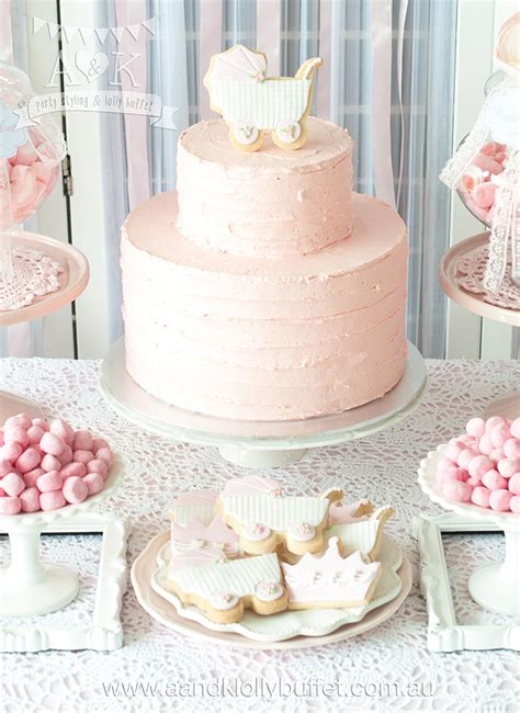 Table Shower Meaning by Michelle S Pretty In Pink Baby Shower