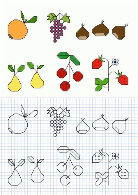 cornici da disegnare sul quaderno cornicette per bambini a quadretti da colorare e stare
