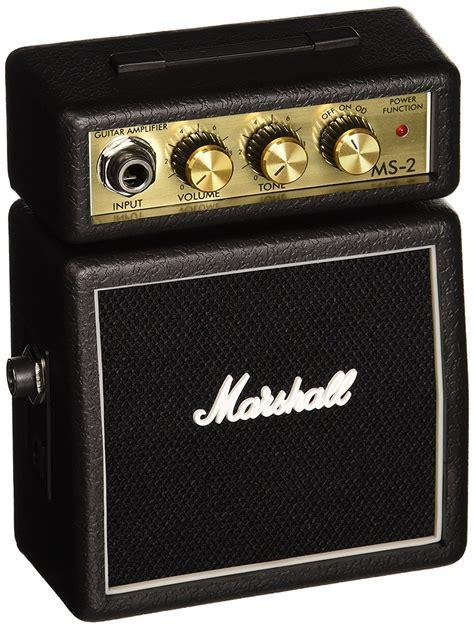Marshall Ms 2 Portable Micro Lifier marshall small lifier portable travel electric guitar box gig pocket clip ebay