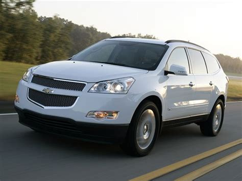 chevrolet traverse  informations articles