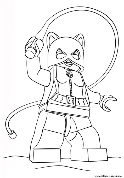 lego coloring pages to print batman lego batman catwoman coloring pages printable