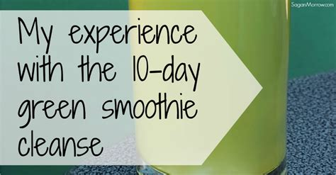 10 Day Detox Headache by An Update On The 10 Day Green Smoothie Cleanse