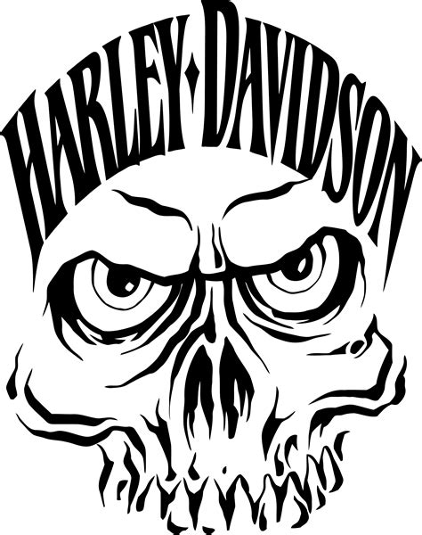 harley skull tattoo designs i just like the simple skull wood burning projects