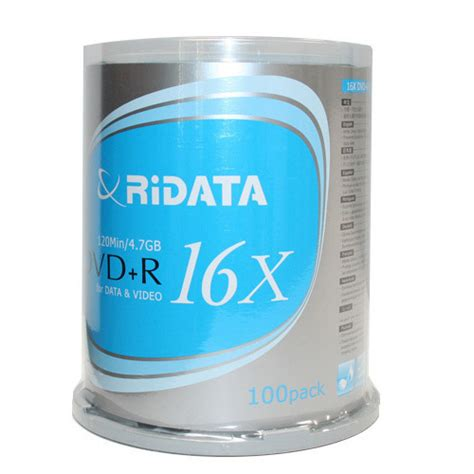 Dvd R Ritek By Toko Media ritek ridata logo branded 16x dvd r media disc
