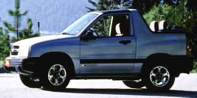 2001 chevrolet tracker (chevy) pictures/photos gallery
