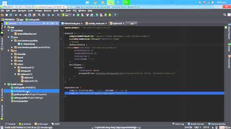 android studio layout color android studio tutorial espa 241 ol 1 24 cambiar color barra